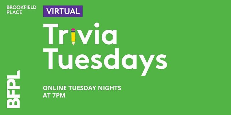 BFPL Trivia Tuesdays